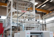 Nuovo impianto Coex in bolla hi-tech by Amut Dolci Bielloni