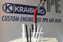KRAIBURG TPE a Mecspe: l'aziende investe sul mercato delle materie plastiche in Italia