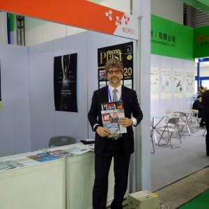 Marco Mastrosanti, editore di Tecnoplast