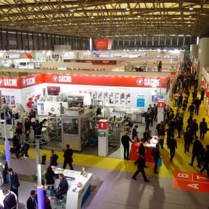 Il padiglione italiano a Chinaplas 2016