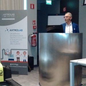 Carlo Scanzi, Responsabile Commerciale di Arcoplex Trading