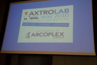 Un successo a Treviso per Arcoplex e il progetto Axtrolab Way