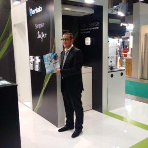 Giovanni Cuffaro, responsabile Marketing Europeo di Erlab