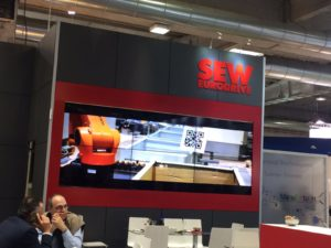 Tecnoedizioni SPS Drive Italia 2016 Parma