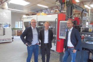 Negri Bossi sigla l'accordo con il nuovo agente Quipitec AB (Svezia)