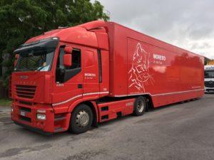 Moretto in Motion – il tour in UK