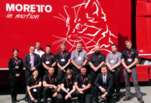 Moretto in Motion: il tour in UK