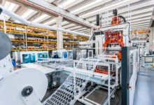 Bosch Rexroth alla Fiera K 2016 con Omv Machinery