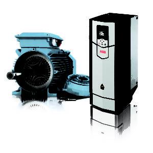 Particolarmente indicato per i processi di lavorazione delle materie plastiche è il motore sincrono a riluttanza (SynRM), compatto ed efficiente, silenzioso e performante. ABB