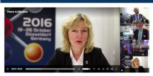 Petra Cullmann - K2016 video interviste