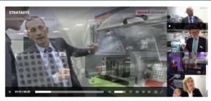 K2016 video interviste Stratasys