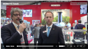K2016 video interviste Moretto