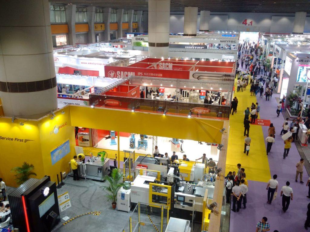Tecnoplast a Plastimagen e Chinaplas 2021