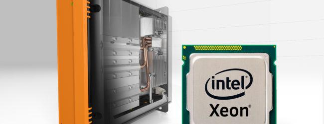 I PC industriali di B&R si dotano di processore Intel XEON