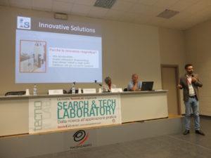Tecnolab search & Tech