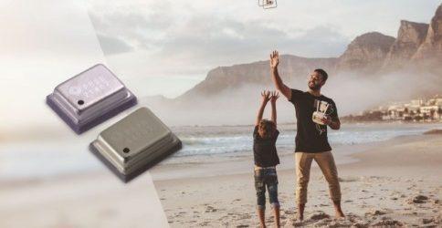 Omron lancia due nuovi sensori barometrici per dispositivi mobili alimentati a batteria