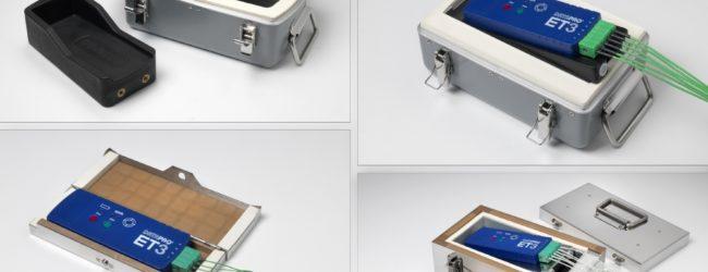 Nuove sonde a termocoppia per monitorare i trattamenti con vernici e polveri