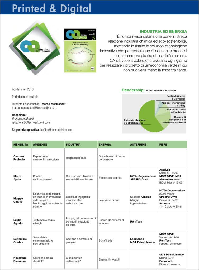 media kit_Chimica Ambiente