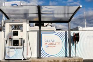 Inaugurata in Francia la prima stazione di rifornimento 'pulita'