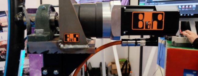 Il volo dell'uomo vitruviano simulato alla Maker Faire di Roma
