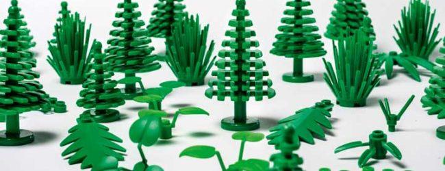 Lego punta alla svolta green e lancia i primi mattoncini sostenibili