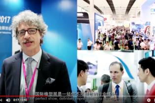 Italiani a Chinaplas2018 ci sarà anche Tecnoplast International