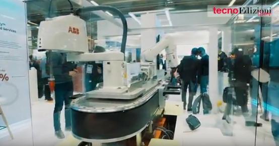ABB e l'integrazione con B&R – VIDEO