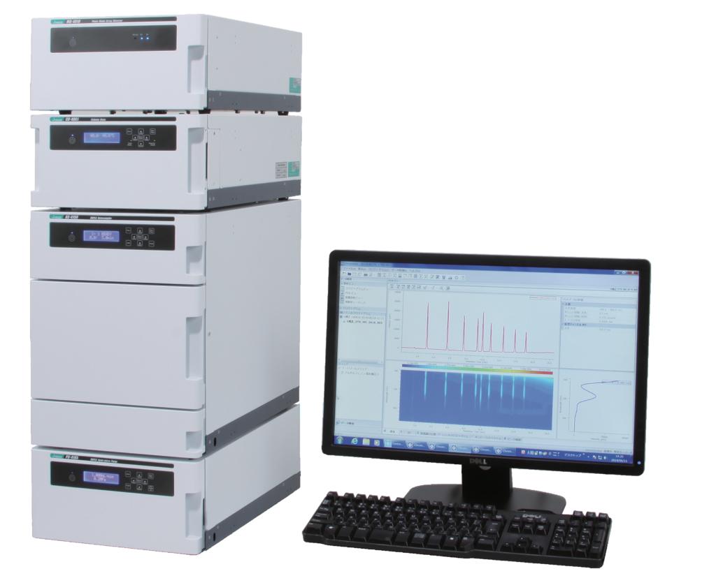 JASCO cromatografia