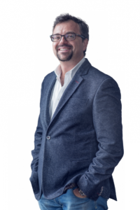 Stefano Cavriani, socio fondatore e direttore commerciale del Gruppo EGO