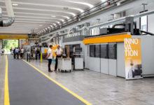 Open House Biesse : porte aperte per chi lavora i materiali tecnologici