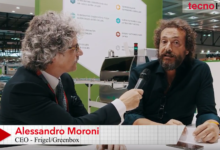 Intervista ad Alessandro Moroni, C.E.O. Business Development Manager di Frigel & Green Box