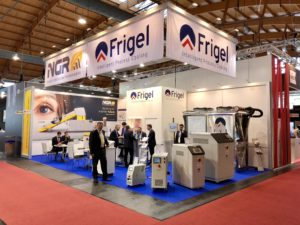 Fakuma2018 Frigel Firenze booth