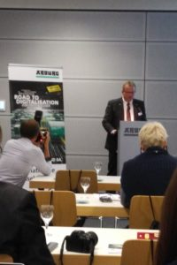 Road to digitalisation is moving steps ahead at ARBURG press conference