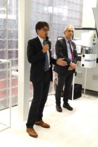 'We truly believe in sustainability!' #radici group press conference at #fakuma 2018
