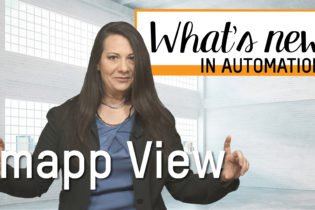 What's New in automation: B&R presenta mappView
