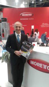 Pavel Andrushchuk - Moretto interplastica 2019