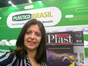 Tecnoedizioni a Plaàstico Brasil, San Paolo