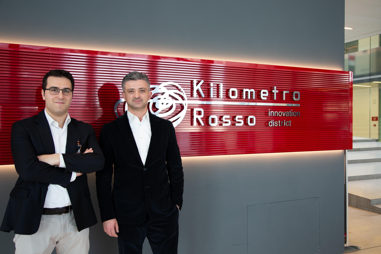 Stefano Rosa e Massimo Pegoraro di Italtech