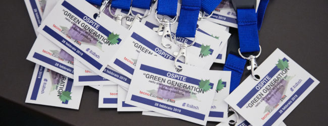 """Convegno """"Green Generation"""", la photogallery"""