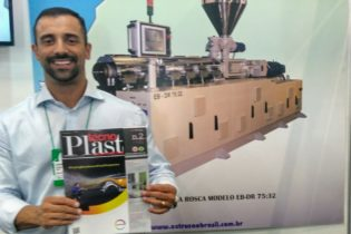 Tecnoplast a Plástico Brasil, la fotogallery