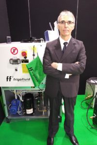 Luciano Procuranti di Frigofluid Impianti