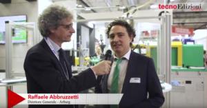 Arburg video intervista a Raffaele Abbruzzetti