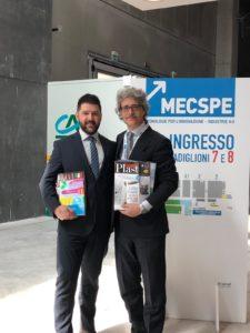Filippo Cavalliere e Marco Mastrosanti di Tecnoplast