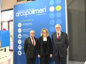 Lucio, Chiara e Maurizio Busato - Arcopolimeri