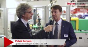 L'intervista a Patrik Norén di Sverital