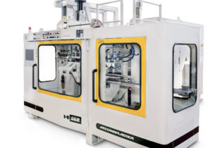 Gruppo Meccanoplastica a K2019 presenta nuove soluzioni di stampaggio per soffiaggio