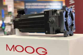 "Moog Total Solution: l'attuatore EPU protagonista AL K 2019 nella pressa ""Full Electric"" 4.0"