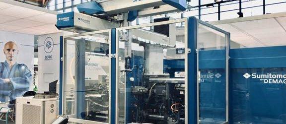 Sepro a K2019 mostra soluzioni di automazione con produttori di presse e partner tecnologici