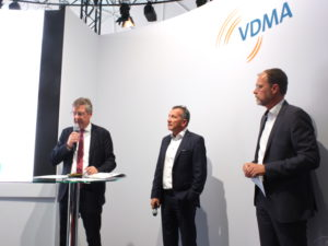 VDMA press conference k 2019