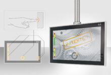 Addio agli interruttori esterni sulle HMI , B&R rende l'operatività di macchina più intuitiva